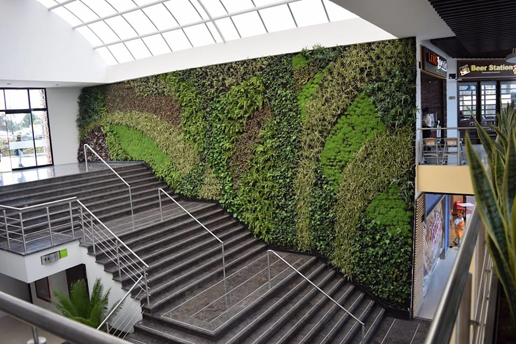 Green Hills: Jardines de estilo moderno por Verde & Verde Ingenieros & Arquitectos SAS