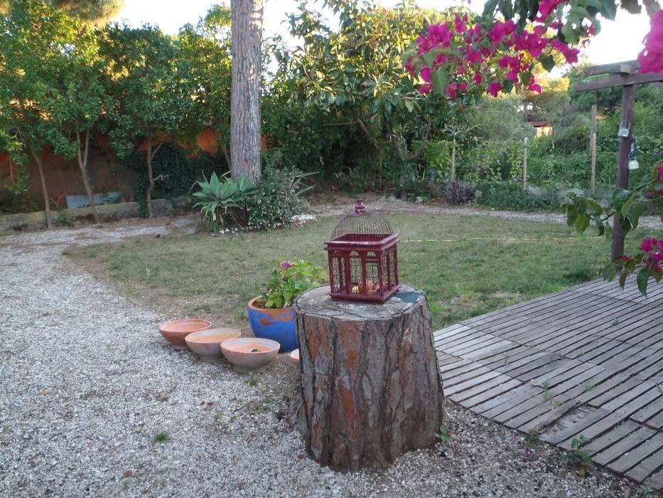 Antes: Jardins  por Maria Mayer | Interior & Landscape Design,