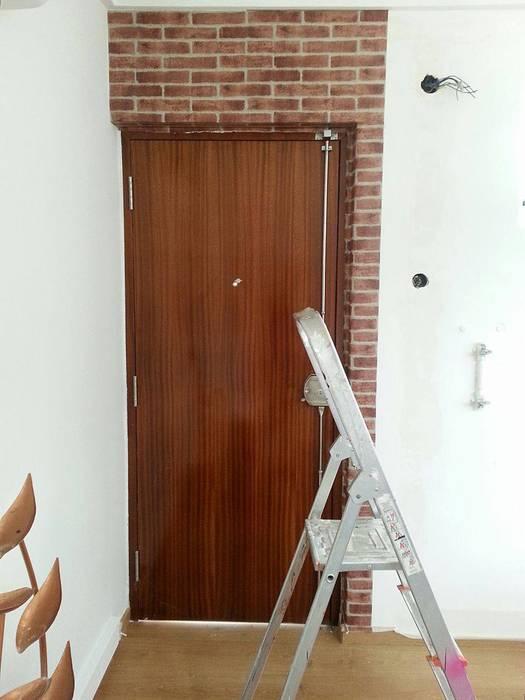 Aplicação de papel de parede!: Hotéis  por Pode Ser!