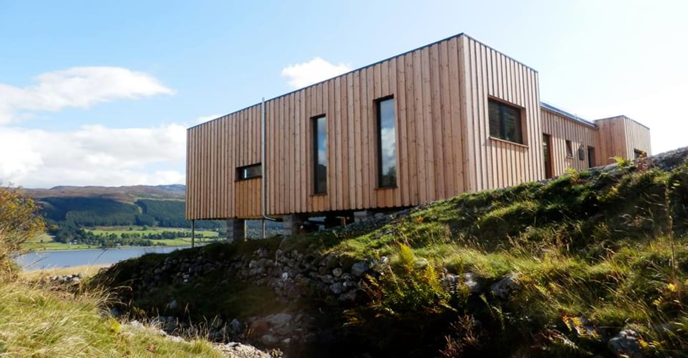 Sealoch House Rumah Modern Oleh Boutique Modern Ltd Modern