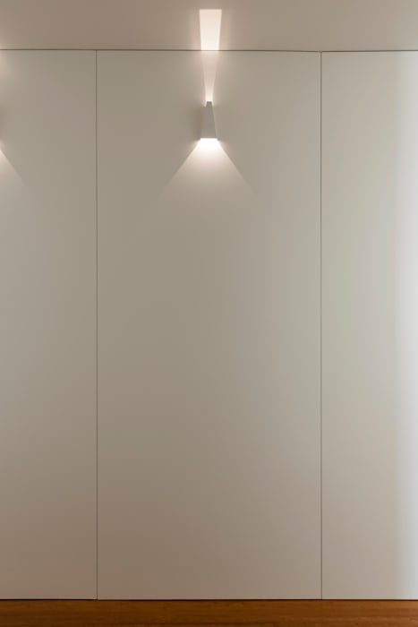 ABPROJECTOS Corridor, hallway & stairsLighting
