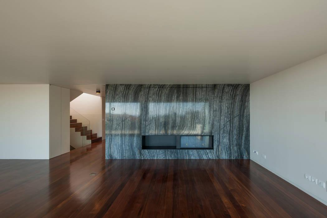 Moderne Wohnzimmer von ABPROJECTOS Modern