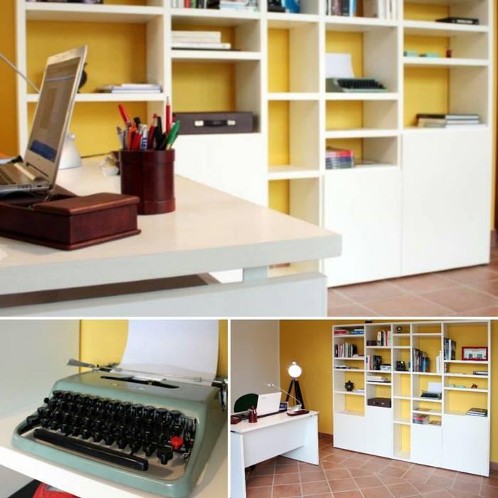 OGARREDO 書房/辦公室 White
