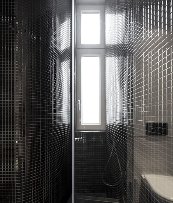 Salle de bain moderne par Alberto Caetano Moderne
