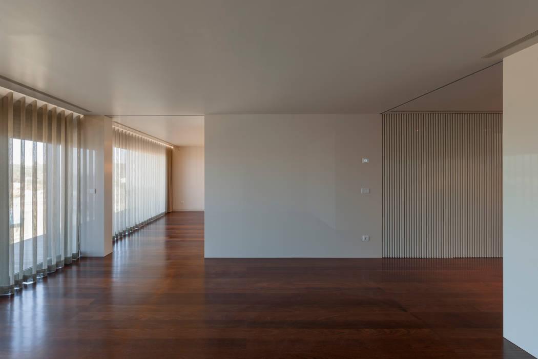 Apartamento na Foz do Douro ABPROJECTOS Salas de jantar modernas