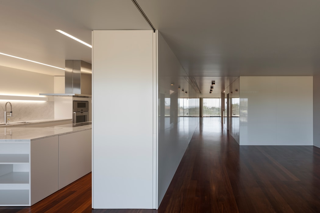 ABPROJECTOS Modern Dining Room