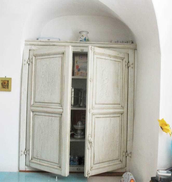 Contenitori e piccoli armadi: in stile di falegnameria ...