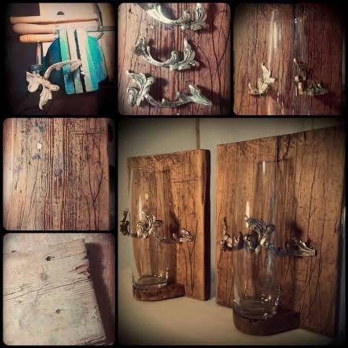 Jarras de parede feitas por encomenda! por Pode Ser! Rústico Vidro