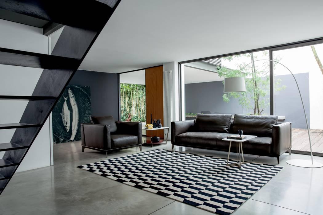 Living Bowie 1-a Soggiorno moderno di Alberta Pacific Furniture Moderno