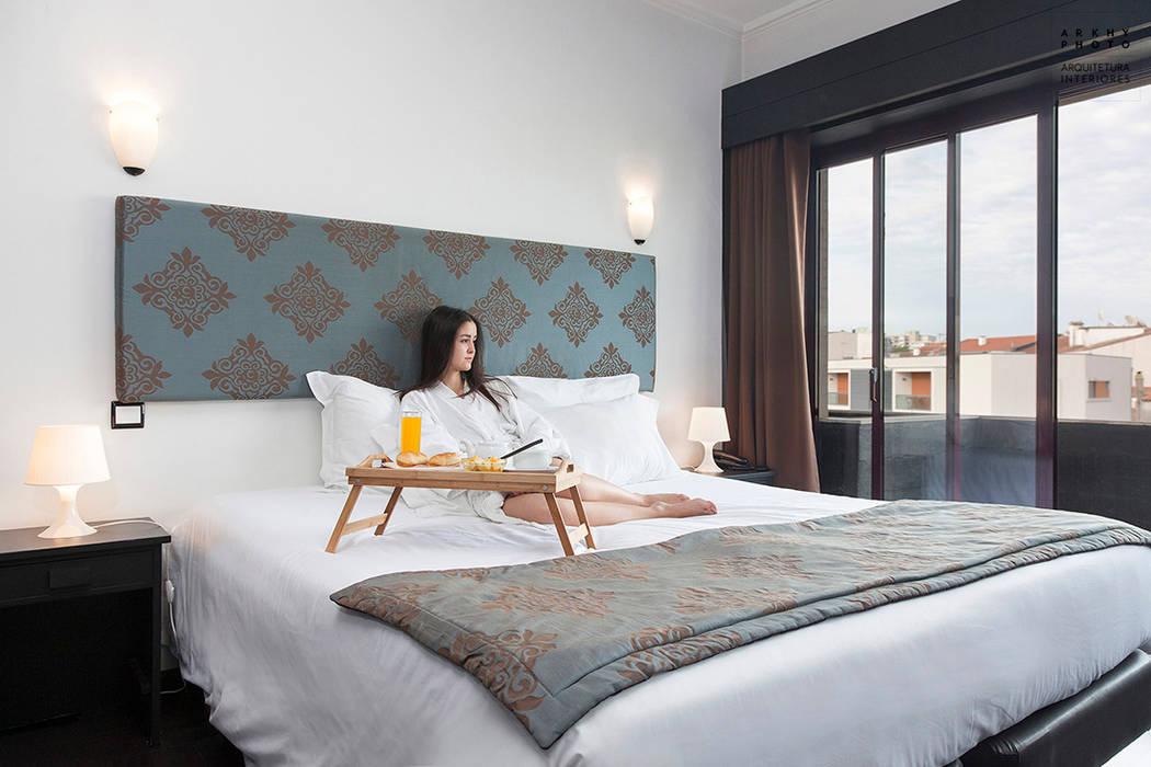 Aqua Hotel | Ovar: Quartos  por ARKHY PHOTO