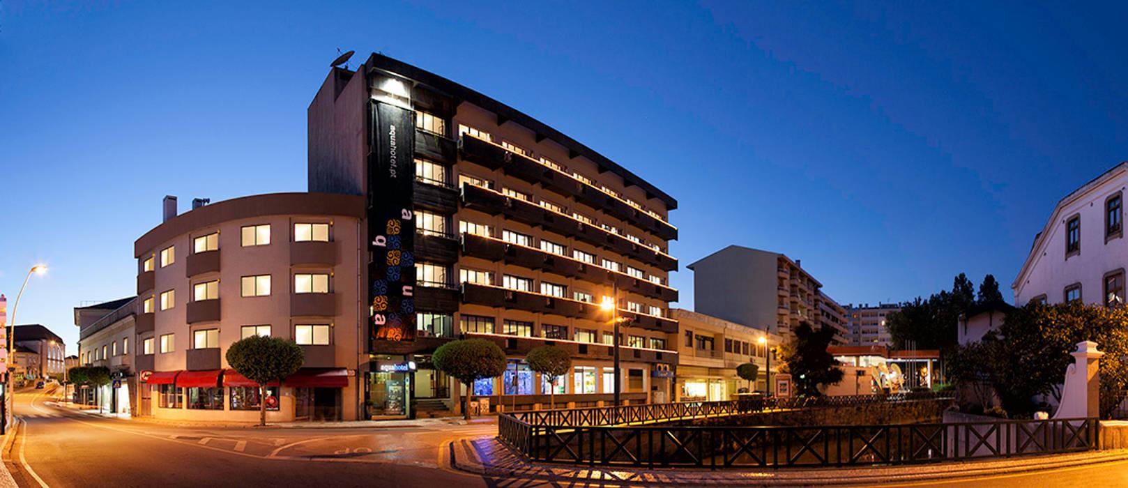 Aqua Hotel | Ovar Casas modernas por ARKHY PHOTO Moderno