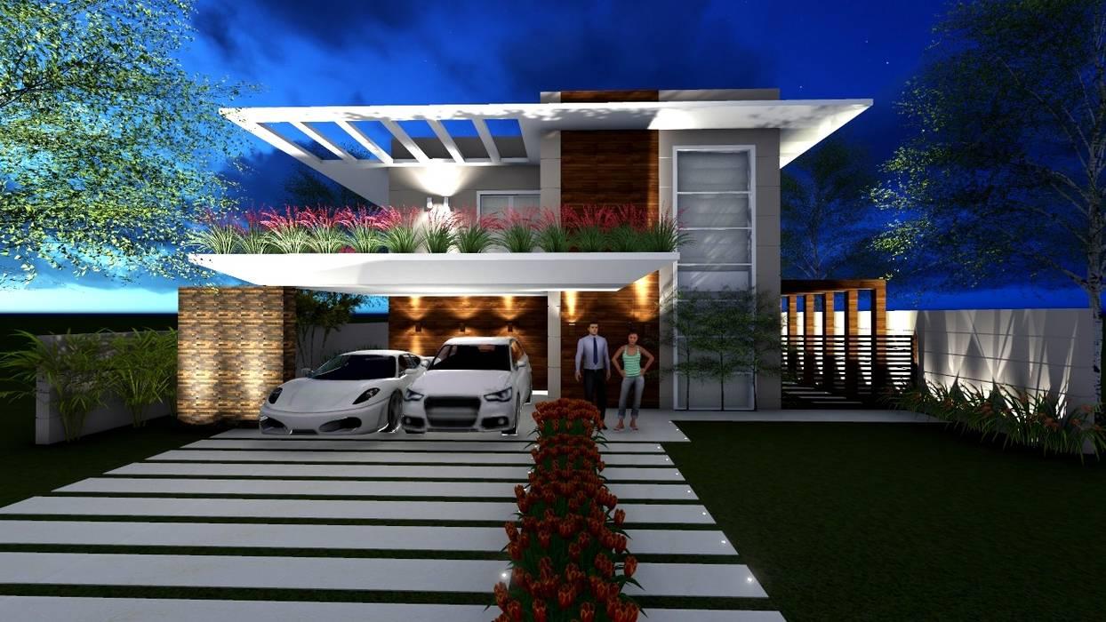 . Casas modernas por Studio² Moderno