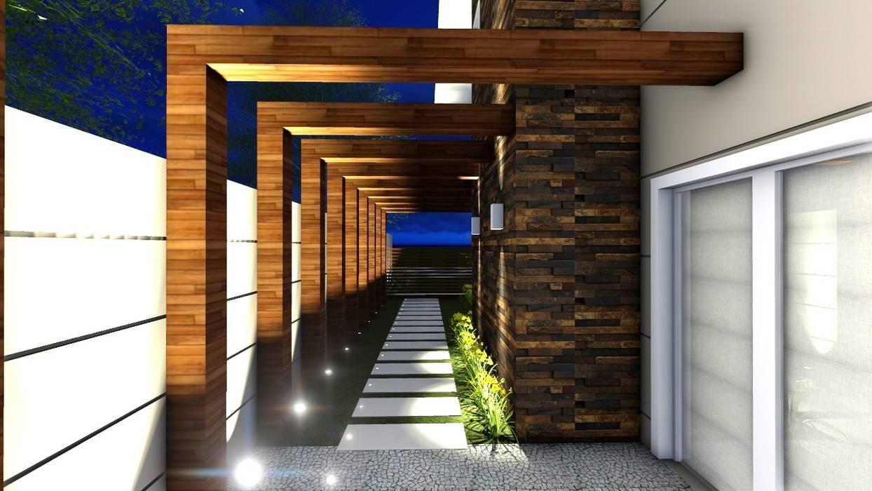 Modern houses by Studio² Modern