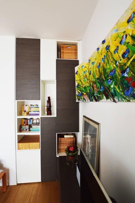 Appartamento privato SLP arch Soggiorno moderno