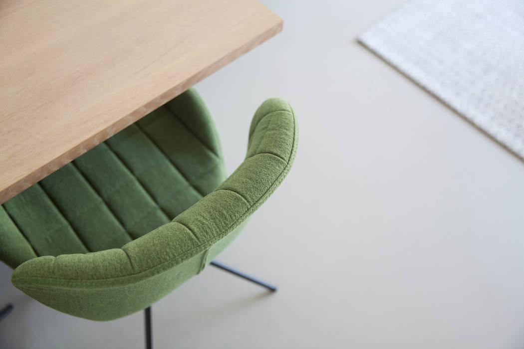Гостиная в . автор u2013 interieur design by nicole & fleur homify