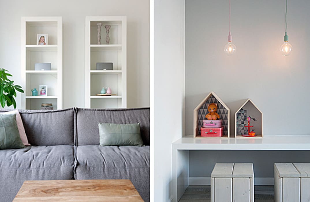 by Interieur Design by Nicole & Fleur Country