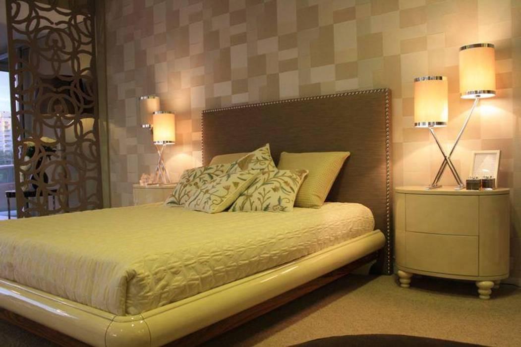Modern style bedroom by Carla Batista Interiores Modern