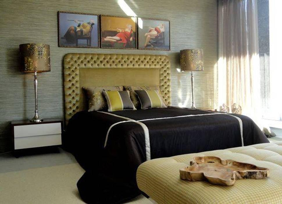 Carla Batista Interiores Modern style bedroom
