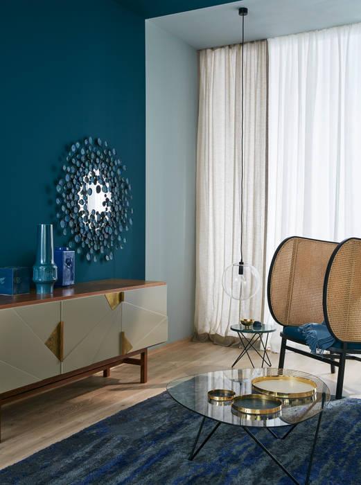 Die neue klassik: wohnzimmer von schöner wohnen-farbe | homify