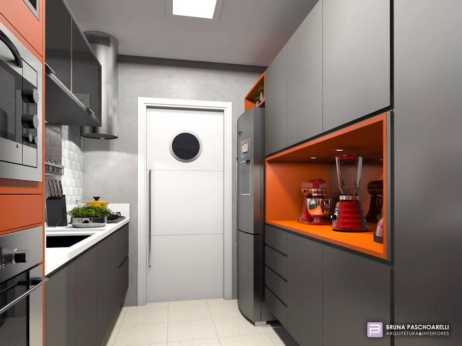 Modern kitchen by bruna.paschoarelli Modern