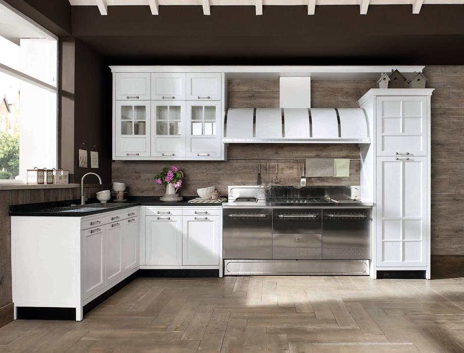 marchi cucine: cucina in stile di marchi cucine, moderno ...