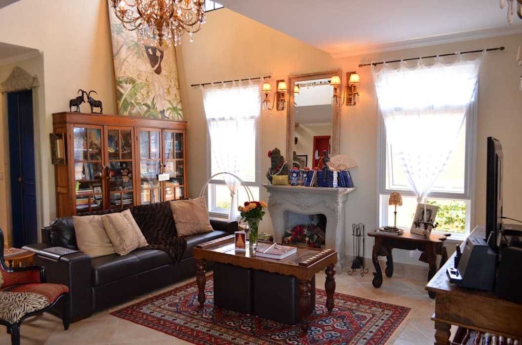 Projeto info9113 Modern living room