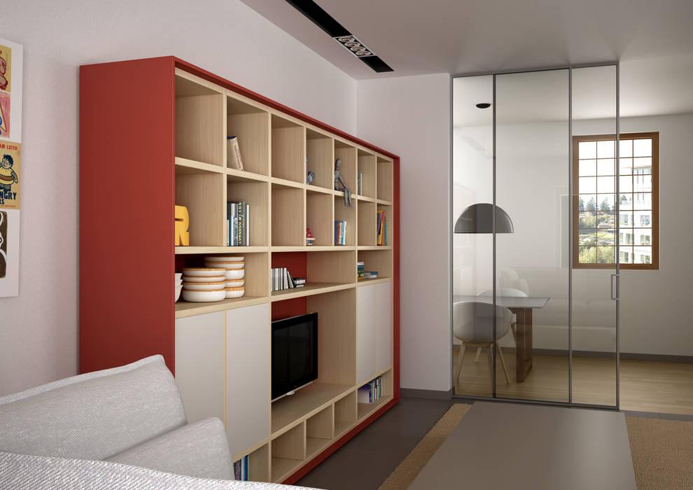 modern  by Ragone Falegnameria, Modern