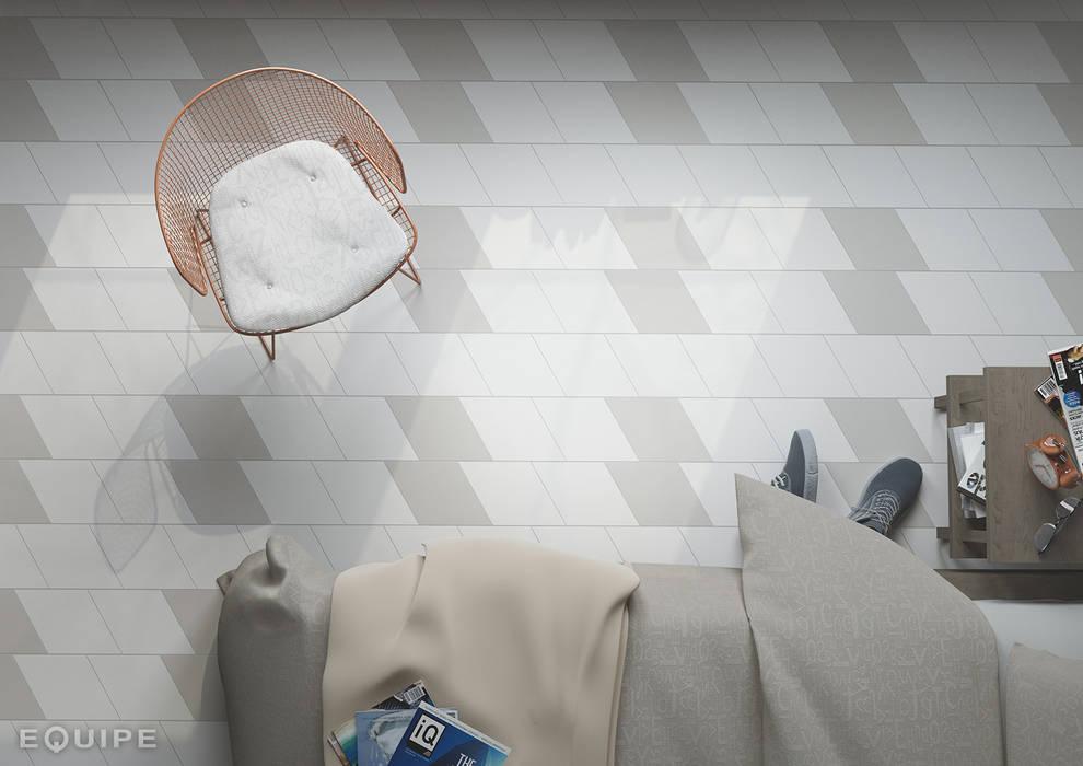 根據 Equipe Ceramicas 現代風