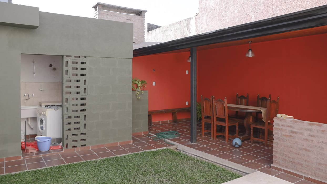 Modern style gardens by ggap.arquitectura Modern