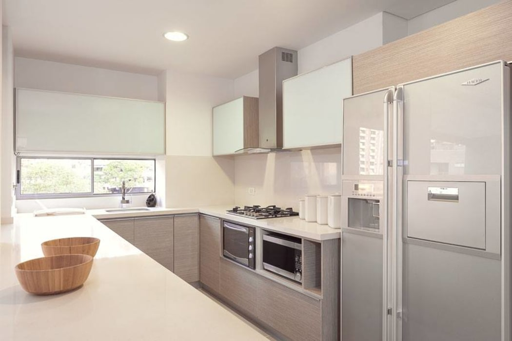 Ambientes Visuales S.A.S Modern kitchen