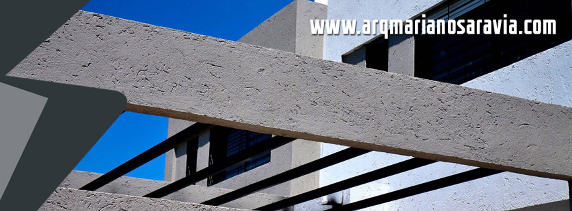 Proyectos de Arq. Mariano Saravia