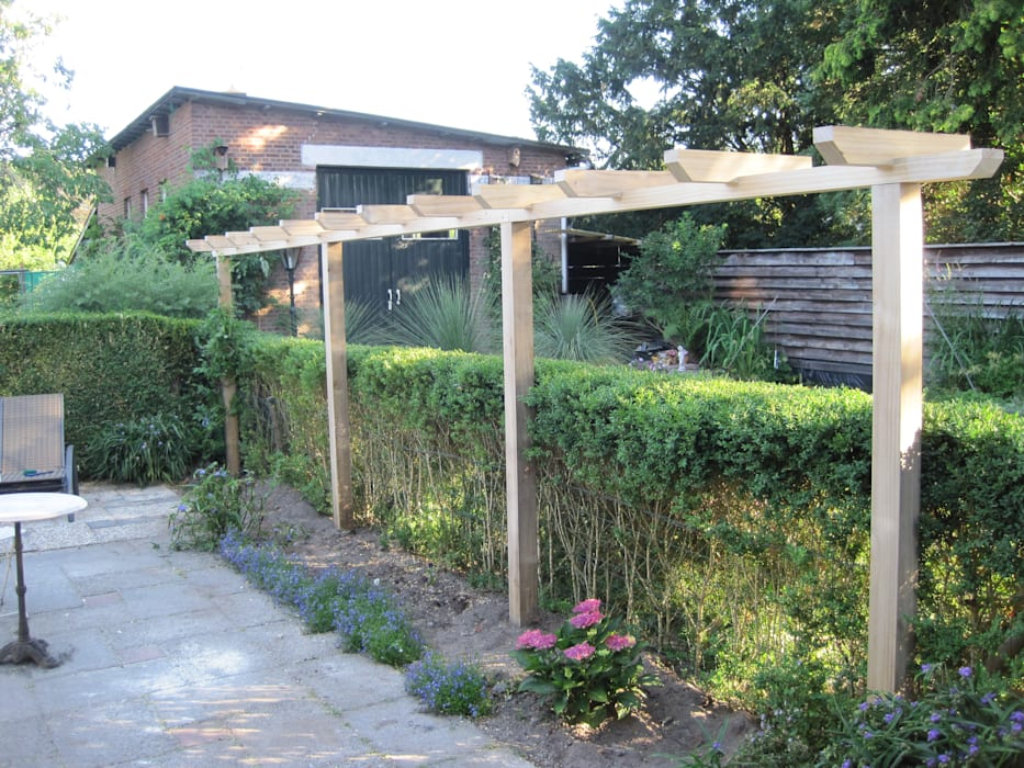 Jardin de style  par Imola Legno S.p.A. socio unico, Moderne