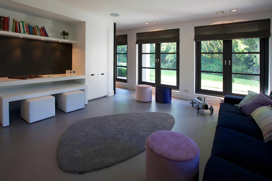 Villa in t gooi mediakamer door designa interieur architectuur