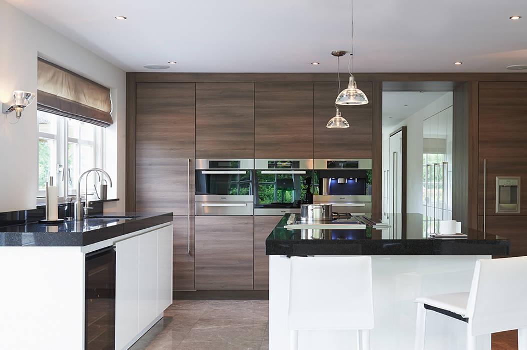 Kitchen by Designa Interieur & Architectuur BNA, Rustic