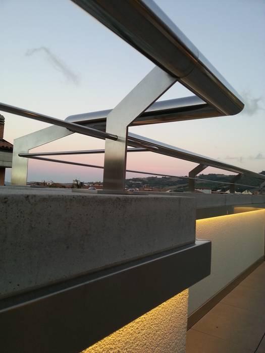 Dettagli : Terrazza in stile  di Viviana Severini - Severini Associati + Partners
