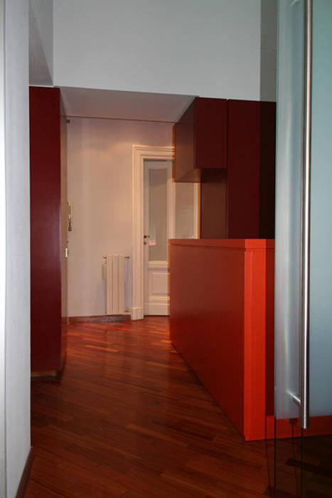 Ristrutturazione interna studio: Studio in stile in stile Moderno di PARIS PASCUCCI ARCHITETTI