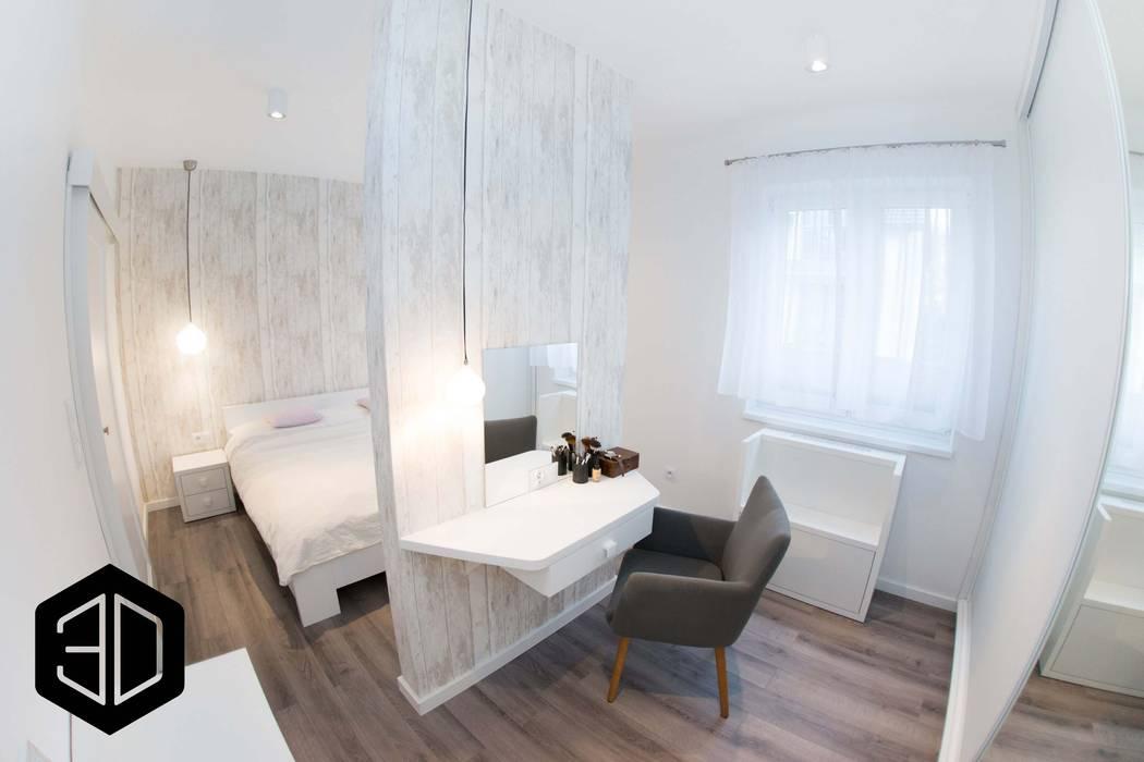 Romantyczna Sypialnia Z Toaletką Styl W Kategorii
