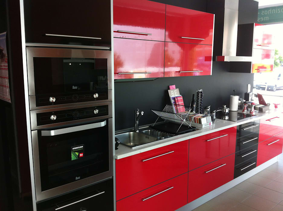 Ansidecor ห้องครัวตู้เก็บของและชั้นวางของ