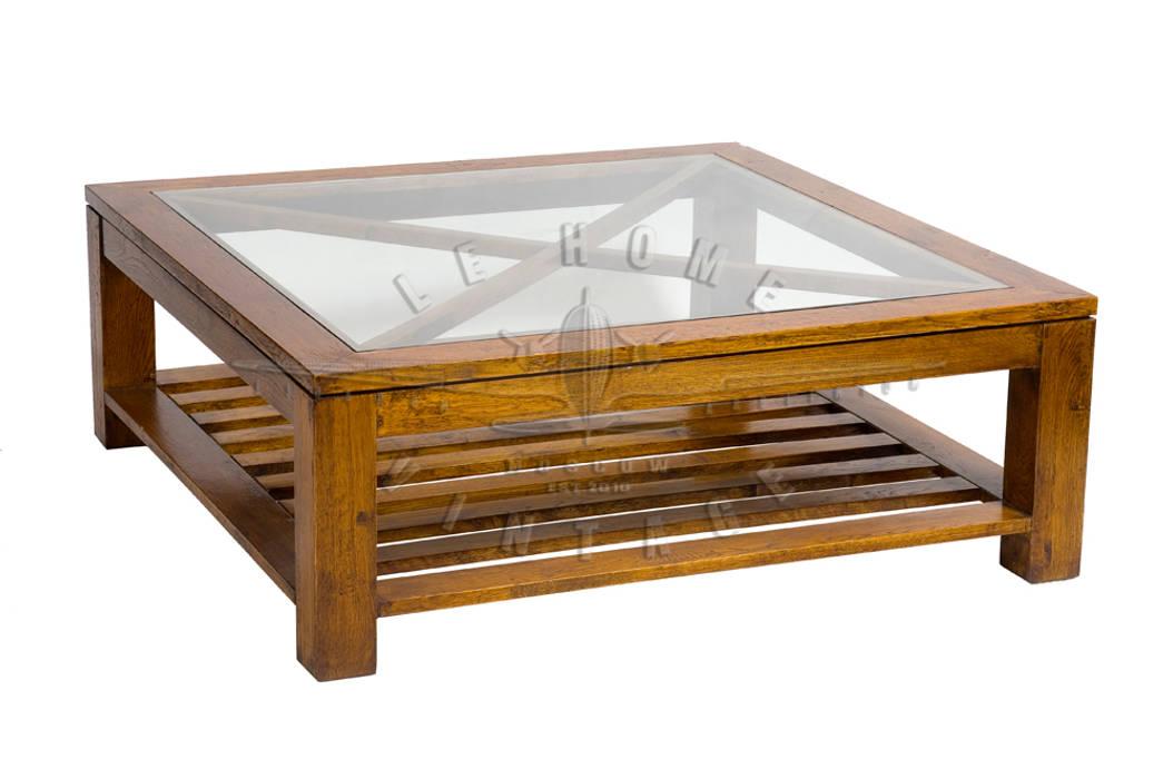 industriell  von LeHome Interiors, Industrial Holz Holznachbildung
