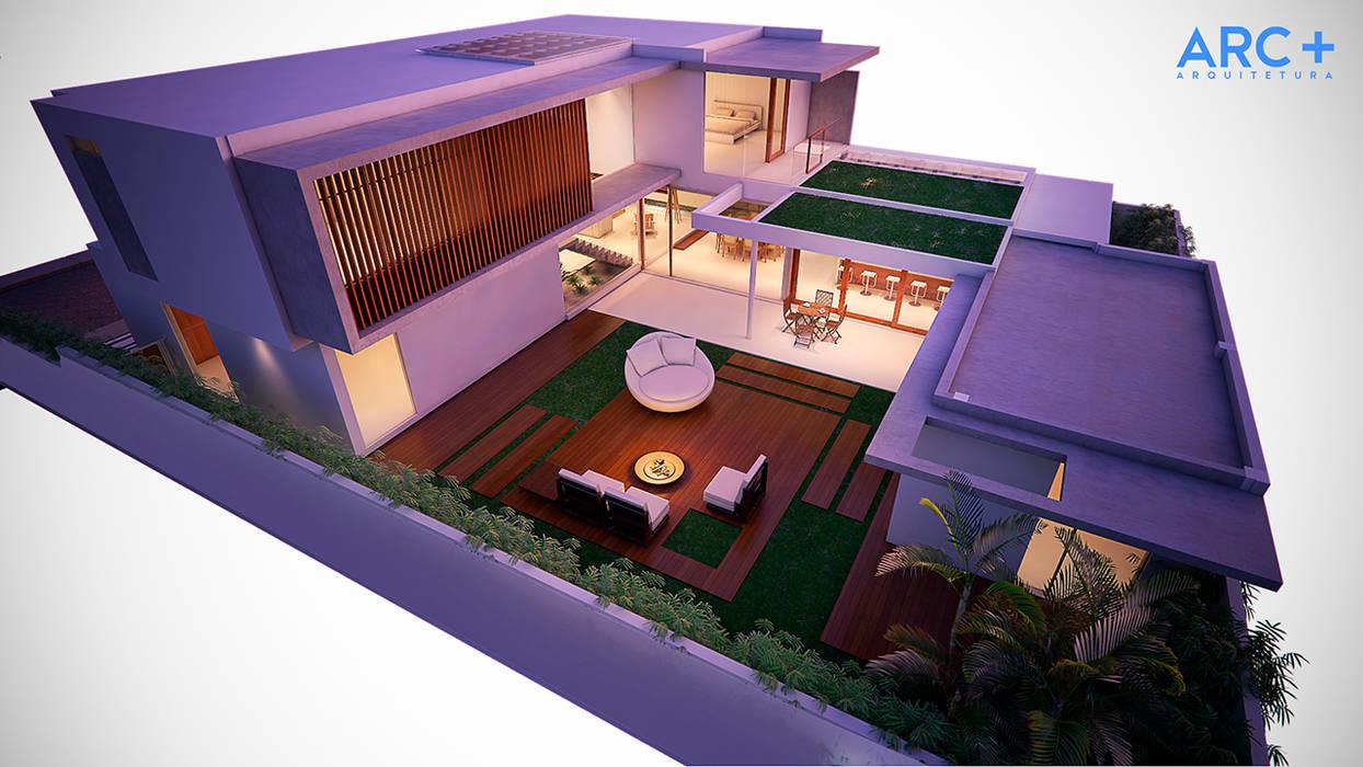 根據 ARC+ Arquitetura 現代風