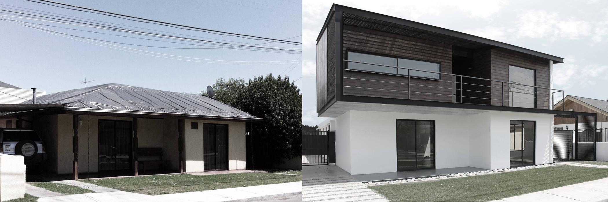 Casa Limonares Landeros y Charles Arquitectos, Chile de Landeros & Charles Architects Moderno