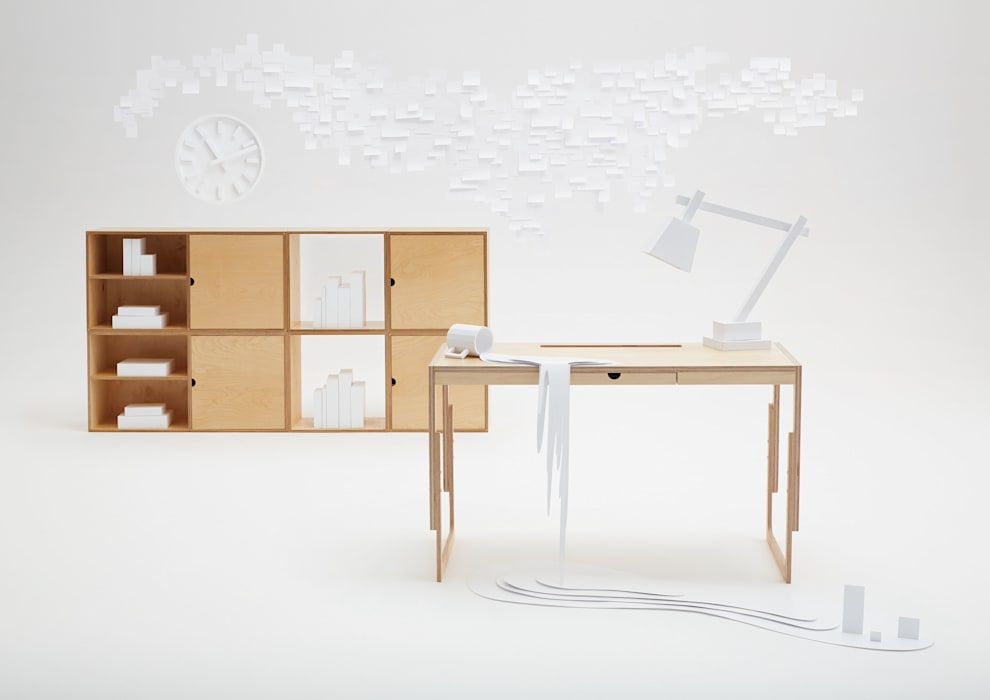 scandinavian  by FAM FARA, Scandinavian Plywood