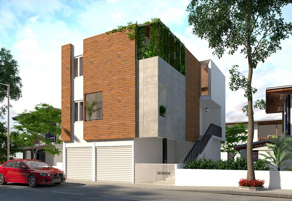 Skanda Residence by RnG Architects