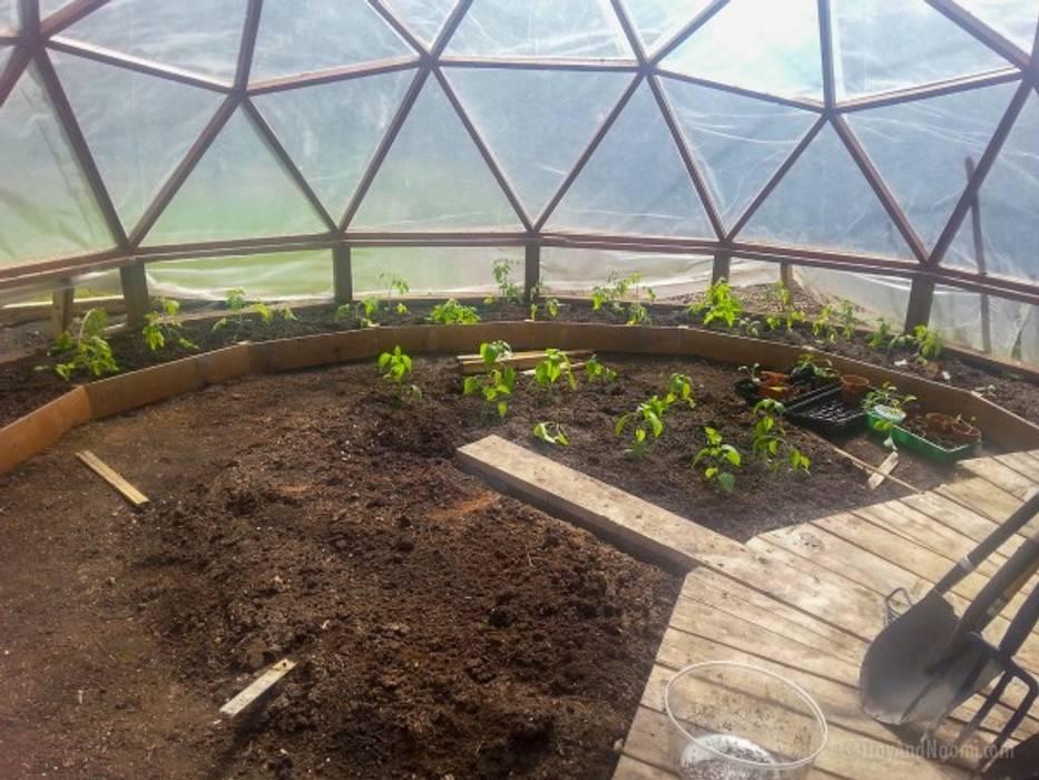 smart domos Country style garden
