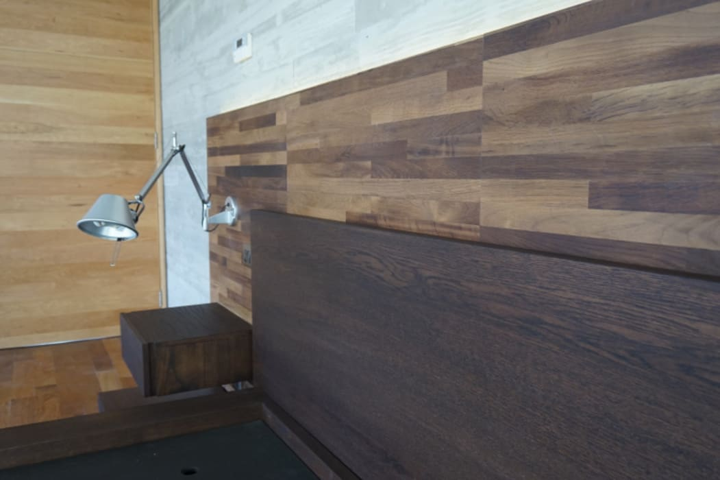 KRAUSE CHAVARRI BedroomBeds & headboards Wood effect