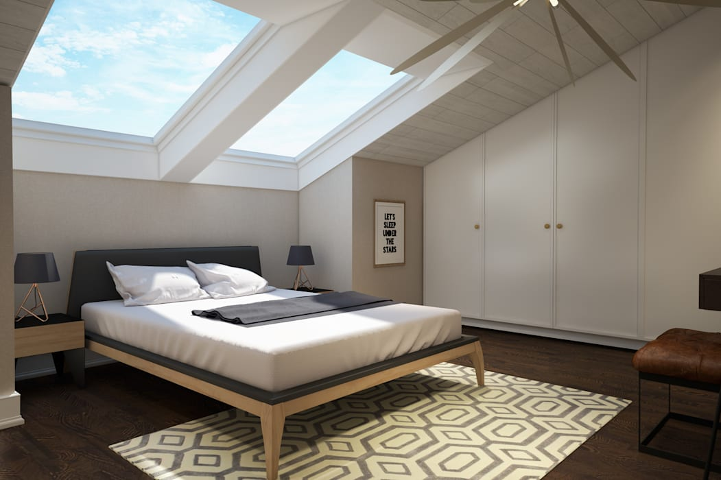 yücel partners – M&E TEKİNTAŞ HOME:  tarz Yatak Odası