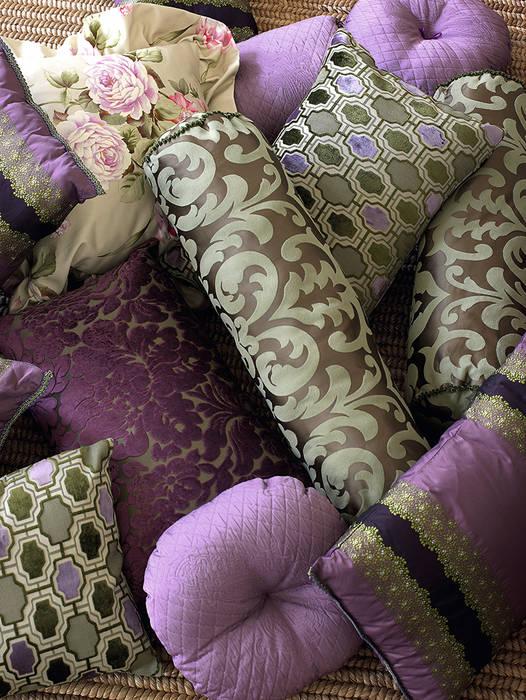 Handmade cushions Decoración Andalusí Textil & Tapicería HouseholdTextiles Textile Multicolored