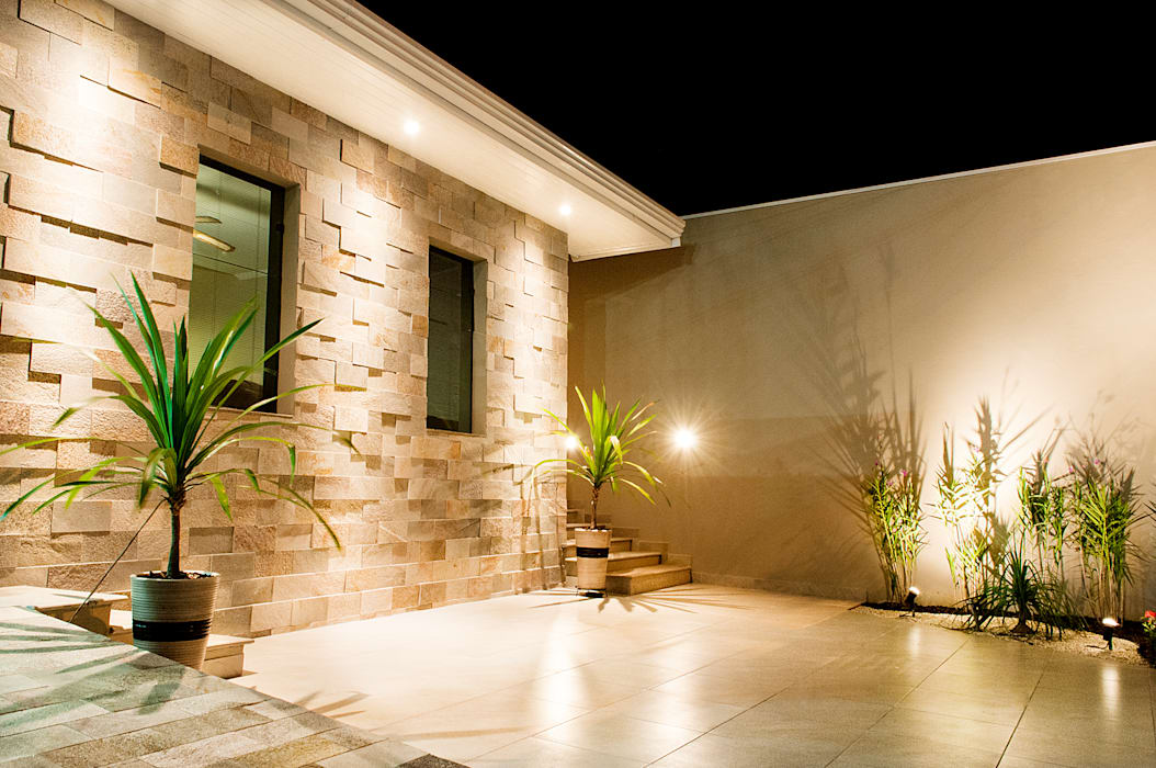 Lozí - Projeto e Obra Rumah Modern