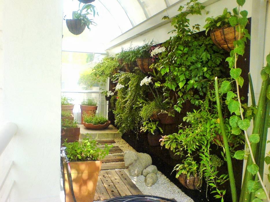 Agradável para Viver Jardins de inverno modernos por Luciani e Associados Arquitetura Moderno