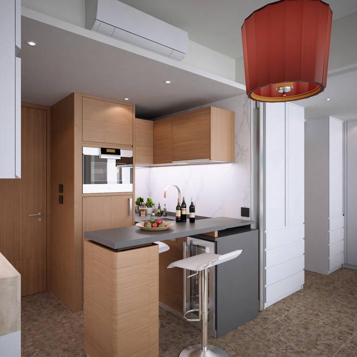 Nelson W Design Moderne Küchen
